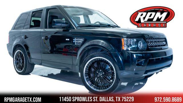 2012 Land Rover Range Rover Sport SC in Dallas, TX 75229