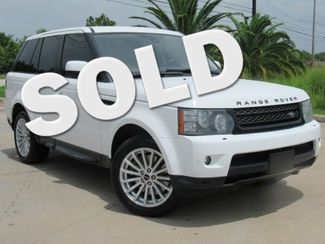 2012 Land Rover Range Rover Sport HSE   Houston, TX   American Auto Centers in Houston TX