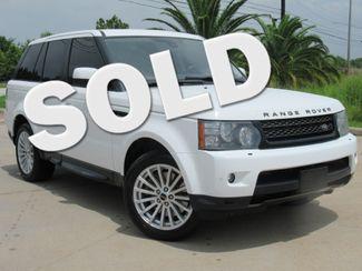 2012 Land Rover Range Rover Sport HSE | Houston, TX | American Auto Centers in Houston TX