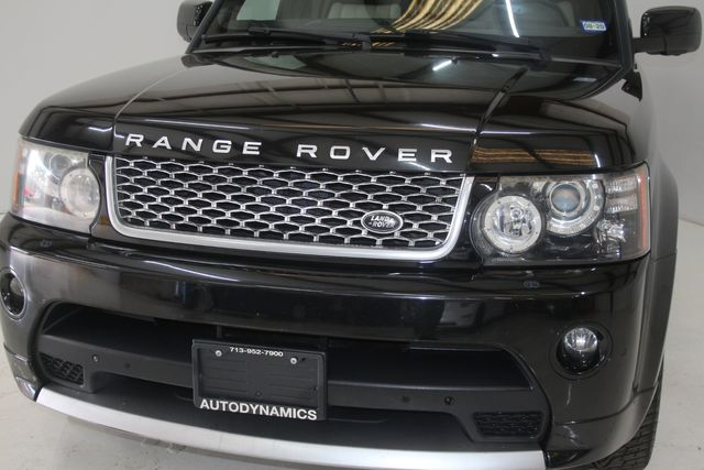 2012 Land Rover Range Rover Sport SC Autobiography Houston, Texas 5