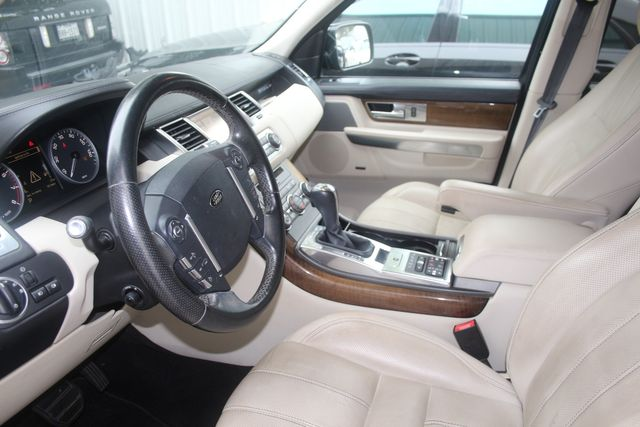 2012 Land Rover Range Rover Sport HSE LUX in Houston, Texas 77057