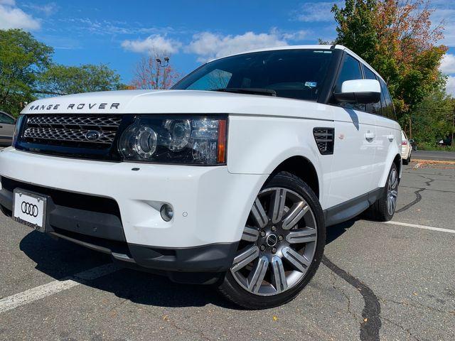 2012 Land Rover Range Rover Sport SC 5.0L supercharged V8 engine