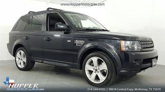 2012 Land Rover Range Rover Sport HSE in McKinney, Texas 75070