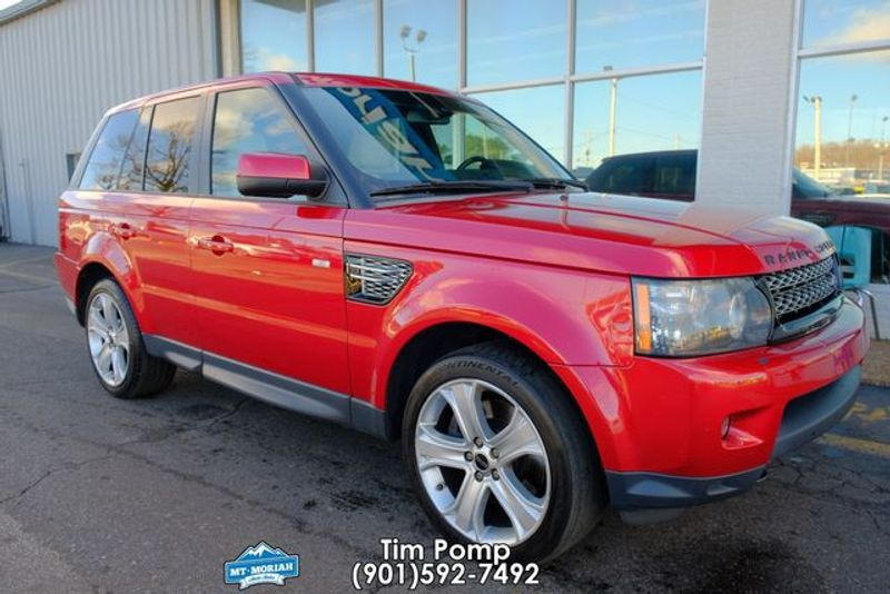 2012 Land Rover Range Rover Sport HSE GT Limited Edition | Memphis, Tennessee | Tim Pomp - The Auto Broker in Memphis Tennessee