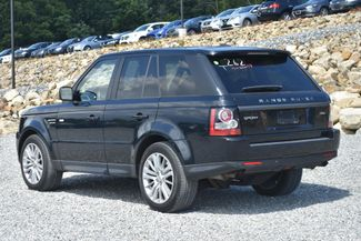 2012 Land Rover Range Rover Sport HSE Naugatuck, Connecticut 2