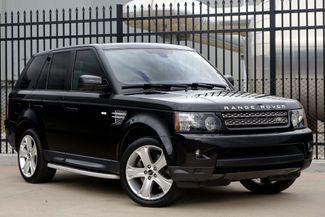 2012 Land Rover Range Rover Sport HSE LUX* NAV* BU Cam* Low Miles***   Plano, TX   Carrick's Autos in Plano TX