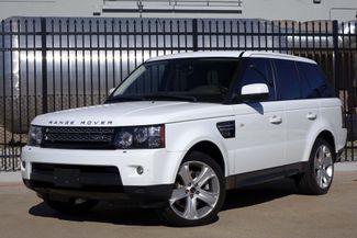 2012 Land Rover Range Rover Sport HSE * Luxury Pkg * NAVI * Cooler Box * H/K Audio * Plano, Texas 1