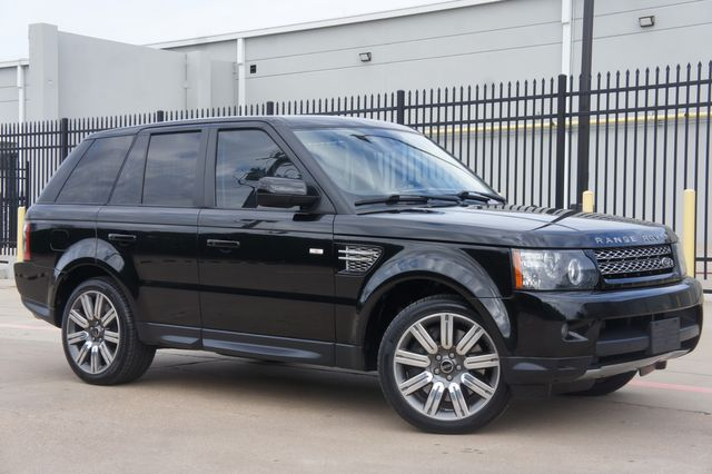 2012 Land Rover Range Rover Sport S/C * Logic7 * 20s * NAVI * Keyless * CLEAN CARFAX in Plano, Texas 75093