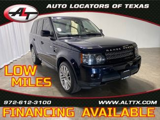 2012 Land Rover Range Rover Sport HSE LUX in Plano, TX 75093