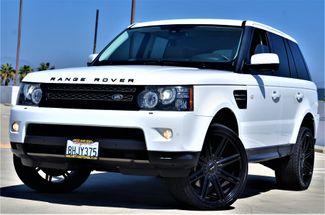 2012 Land Rover Range Rover Sport HSE in Reseda, CA, CA 91335