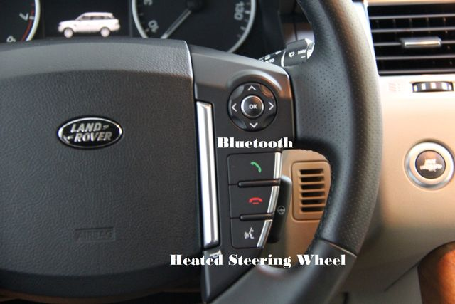 2012 Land Rover Range Rover Sport HSE LUX Richmond, Virginia 5