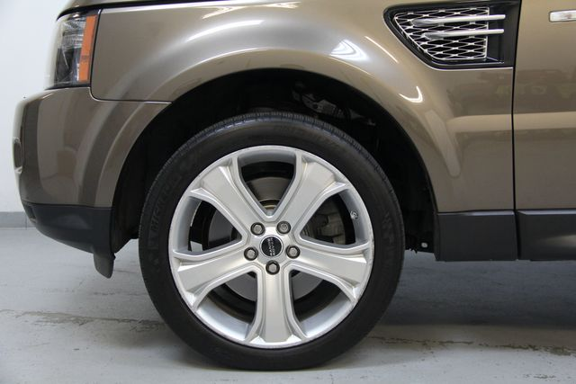2012 Land Rover Range Rover Sport HSE LUX Richmond, Virginia 34