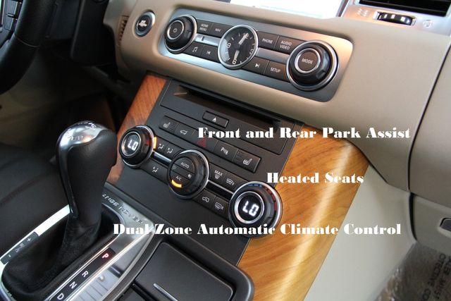2012 Land Rover Range Rover Sport HSE LUX Richmond, Virginia 9