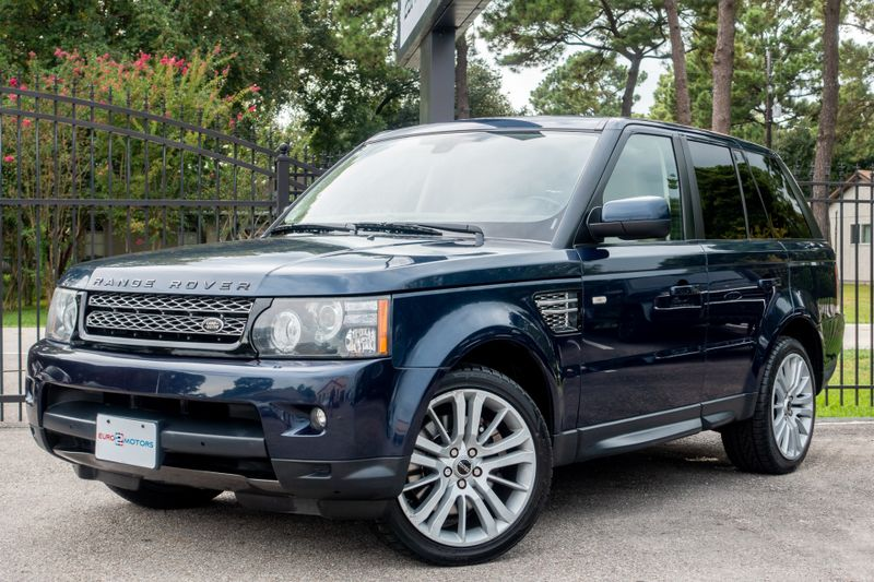 2012 Land Rover Range Rover Sport HSE LUX   Texas  EURO 2 MOTORS  in , Texas