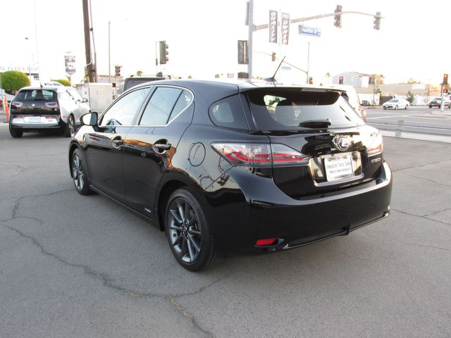 2012 Lexus CT 200h F Sport in Costa Mesa, California 92627