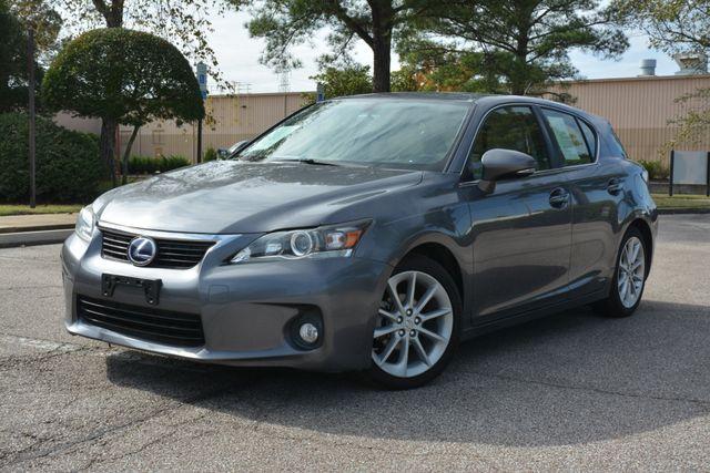 2012 Lexus CT 200h Premium in Memphis Tennessee, 38128