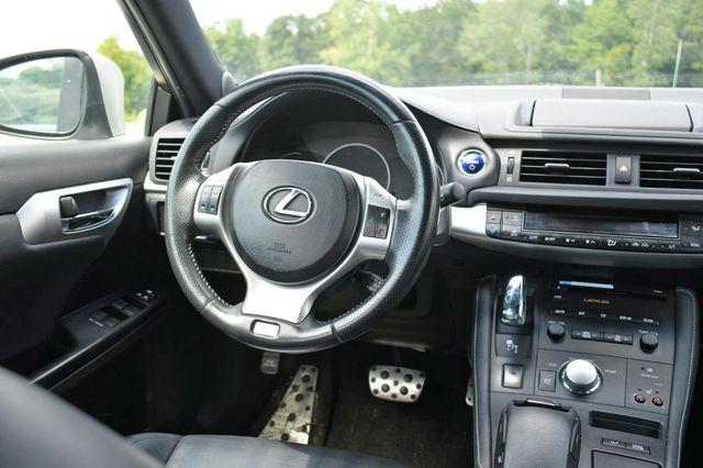 2012 Lexus CT 200h Naugatuck, Connecticut 11