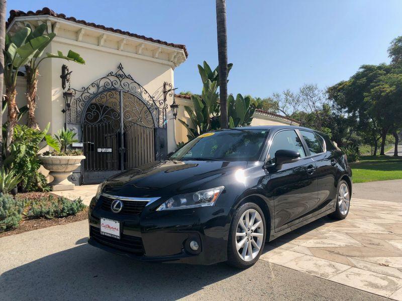 2012 Lexus CT 200h Premium   San Diego, CA   Cali Motors USA In San ...