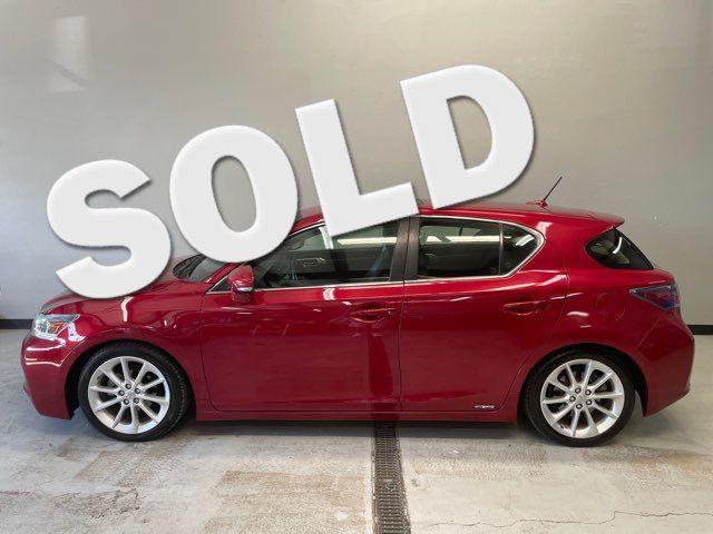 2012 Lexus CT 200h Premium in Layton, Utah 84041