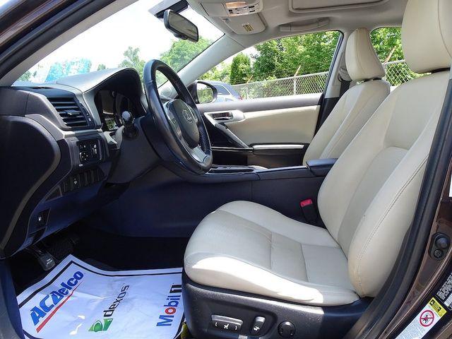 2012 Lexus CT 200h Madison, NC 25