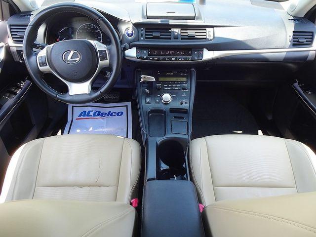 2012 Lexus CT 200h Madison, NC 34