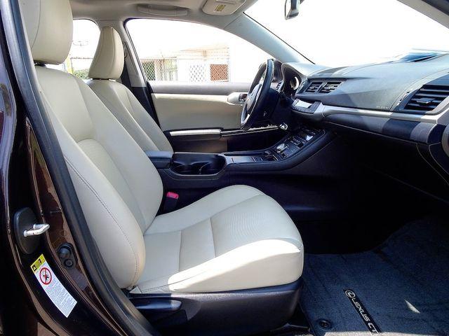 2012 Lexus CT 200h Madison, NC 38