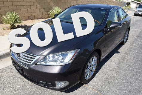 2012 Lexus ES 350  in Cathedral City