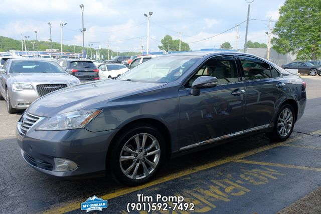 2012 Lexus ES 350 SUNROOF LEATHER NAVIGATION in Memphis, Tennessee 38115