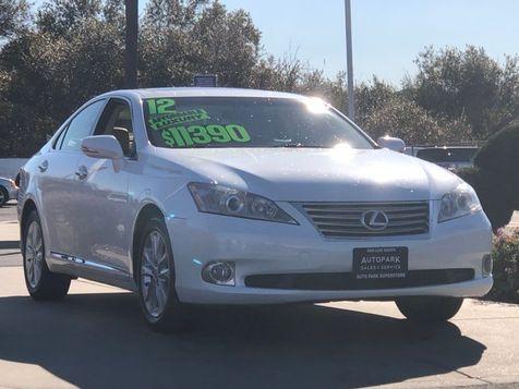 2012 Lexus ES 350 350 | San Luis Obispo, CA | Auto Park Sales & Service in San Luis Obispo, CA
