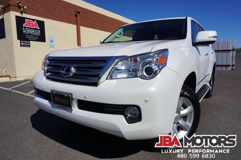 2012 Lexus GX 460 GX460 4WD SUV GX 460 ~ 1 OWNER ~ CLEAN CARFAX!! | MESA, AZ | JBA MOTORS in MESA AZ