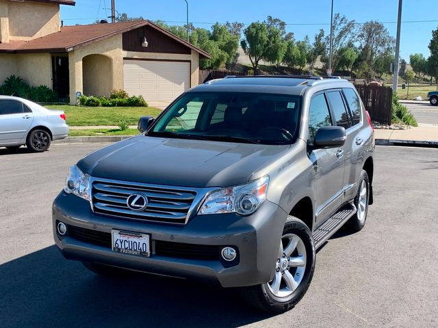 2012 Lexus GX 460 SPORT UTILITY LOADED NAVIAGTION REAR DVD SERVICE RECORDS in Van Nuys, CA 91406