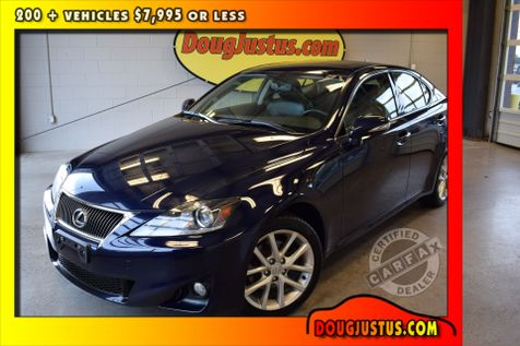 2012 Lexus IS 250 250 in Airport Motor Mile ( Metro Knoxville ), TN