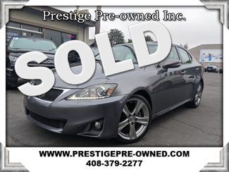 2012 Lexus IS 250 (*NAVIGATION & BACK-UP CAM//HEATED/COOLED SEATS*)  in Campbell CA