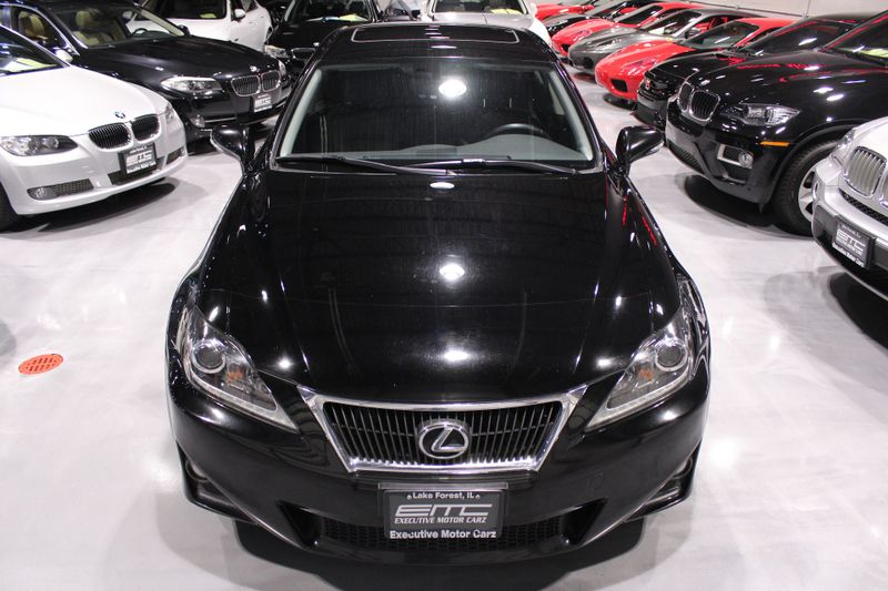2012 Lexus IS 250   Lake Forest IL  Executive Motor Carz  in Lake Forest, IL