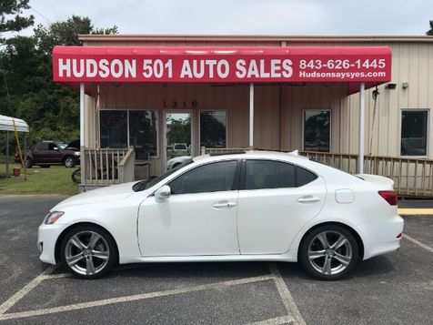 2012 Lexus IS 250 250 RWD | Myrtle Beach, South Carolina | Hudson Auto Sales in Myrtle Beach, South Carolina