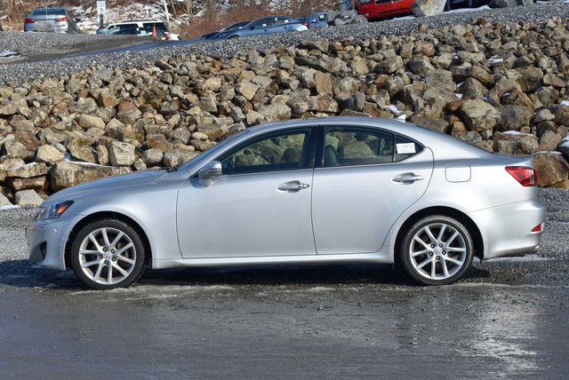2012 Lexus IS 250 Naugatuck, Connecticut 1