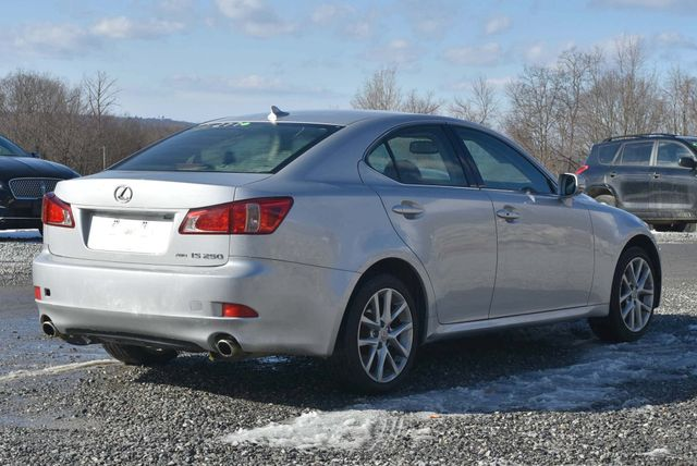 2012 Lexus IS 250 Naugatuck, Connecticut 4
