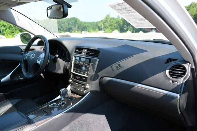 2012 Lexus IS 250 Naugatuck, Connecticut 11