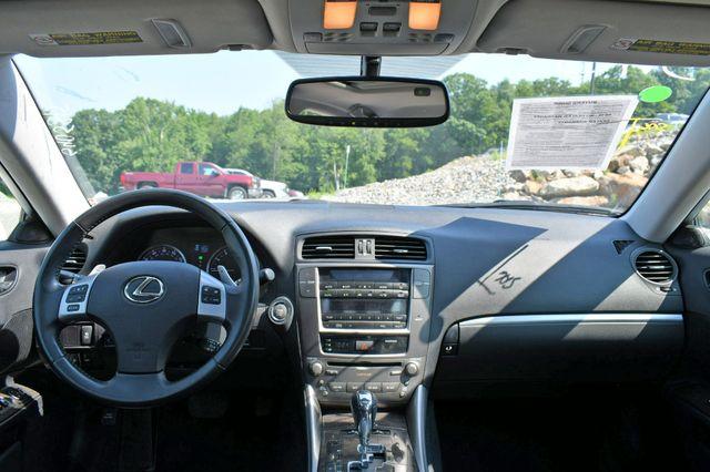 2012 Lexus IS 250 Naugatuck, Connecticut 18