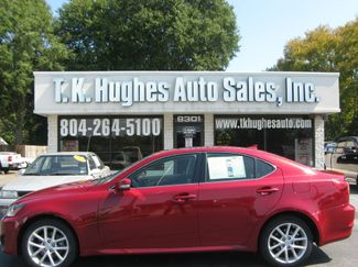 2012 Lexus IS 250 ALL WHEEL DRIVE in Richmond, VA, VA 23227