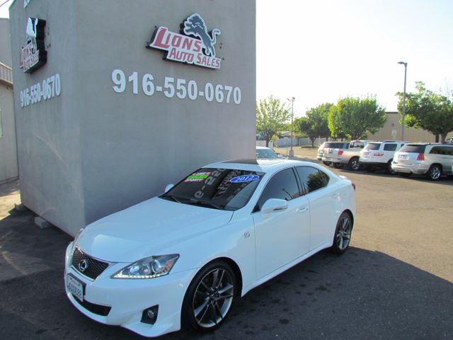 2012 Lexus IS 250 Claen , Sharp in Sacramento, CA 95825