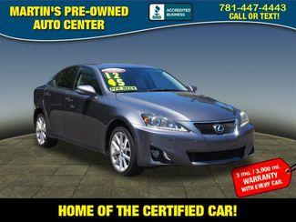 2012 Lexus IS 250 Base in Whitman, MA 02382