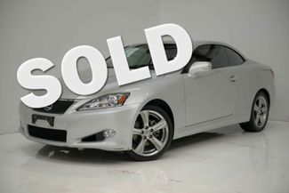 2012 Lexus IS 250C CONVT Houston, Texas