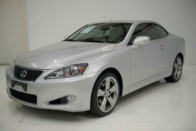 2012 Lexus IS 250C CONVT Houston, Texas 3