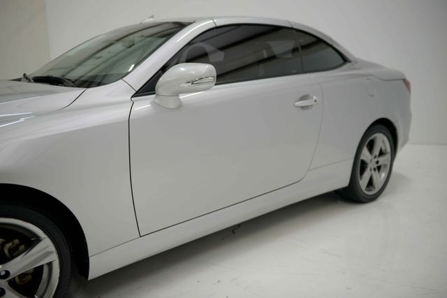 2012 Lexus IS 250C CONVT Houston, Texas 8