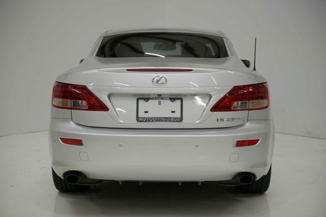 2012 Lexus IS 250C CONVT Houston, Texas 10