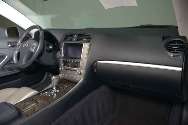 2012 Lexus IS 250C CONVT Houston, Texas 18