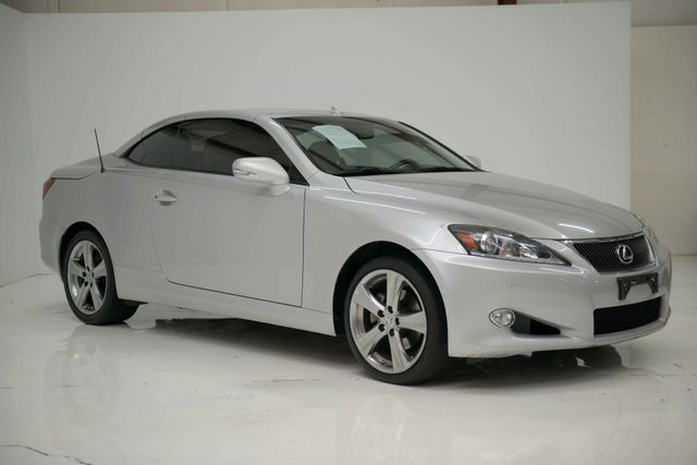 2012 Lexus IS 250C CONVT Houston, Texas 1