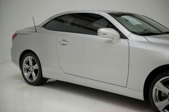 2012 Lexus IS 250C CONVT Houston, Texas 7