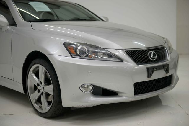 2012 Lexus IS 250C CONVT Houston, Texas 4